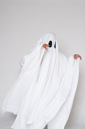 Gruseliger Geist Kostüm