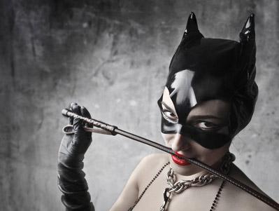 Catwoman Maske
