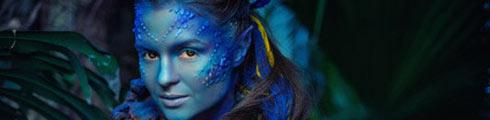 Avatar Film Halloween Kostüm