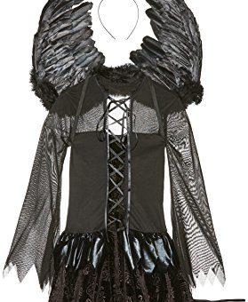 schwarzer engel kost m jetzt als todesengel verkleiden. Black Bedroom Furniture Sets. Home Design Ideas