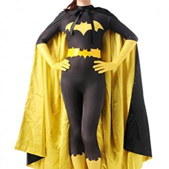 batgirl kost m archive kost mkiste. Black Bedroom Furniture Sets. Home Design Ideas