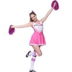 Fasching Kostume Damen Cheerleader Stylische Kleider Fur Jeden Tag