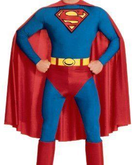 superman kost m archive kost mkiste. Black Bedroom Furniture Sets. Home Design Ideas