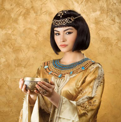 Cleopatra Kostüm