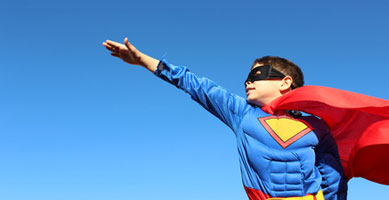 Superman Kostüm Kind