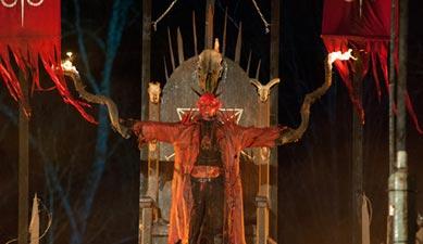 Teufel Kostüm Herren