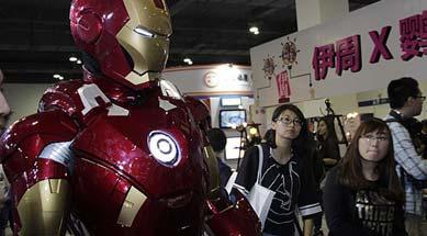 Original Iron Man Kostüm Anzug