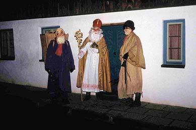 Nikolaus Kostüm