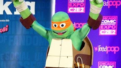 Teenage Mutant Ninja Turtles Kostüm