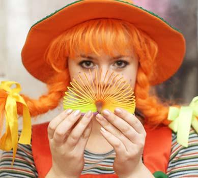 Pippi Langstrumpf Kostüm