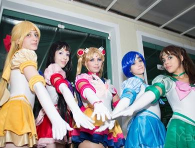 Sailor Moon Kostüm Archive Kostümkiste
