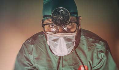 Arzt Kostüm im Kittel