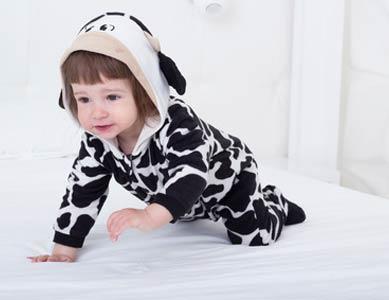 Kuh Kostüm für Kinder