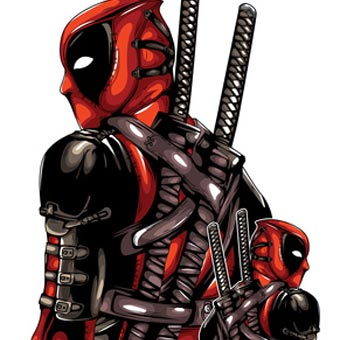 Deadpool Marvel Kostüme