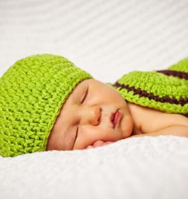 Schildkröten Kostüm für Babys