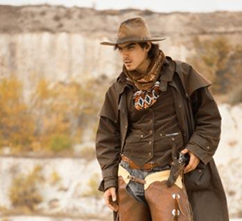Wildwest Kostüme vom Western Cowboy